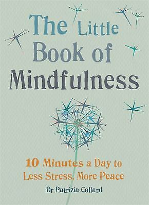 The Little Book of Mindfulness: 10 minutes a day to less stress, more peace  Ver