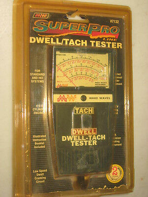 NEW DWELL, TACH TESTER, SuperPro # 7132
