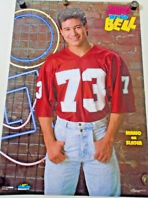 """Saved by the Bell - Mario Lopez / Orig. Poster  #2947 / Exc. New cond./ 22 x 32"""""""