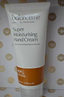 Sealed Balance Me Super moisturising Hand cream 100ml RRP £14.50