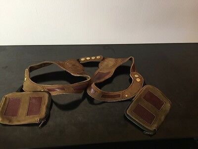 Steampunk Holster Bags Harrness Pouches Shoulder Straps