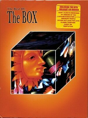 The Box - The Best Of.. The Box  RARE OOP Canadian New Wave DVD + CD Box (New!)