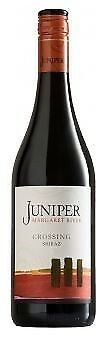 Juniper `Crossing` Shiraz 2015 (12 x 750mL), Margaret River, WA.