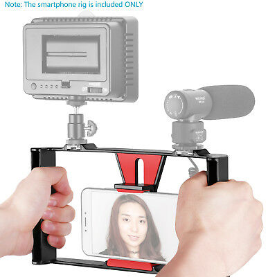Neewer Smartphone Video Rig Handheld Grip Stabilizer for iPhone 7 Plus Sumsang