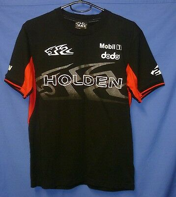 """Holden Racing Team HSV 222 VF Commodore Shirt 34"""" Kids 10 V8 Supercars Official"""