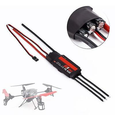 80A Brushless ESC Airplane Motor Speed Controller For BLM Hobbywing Skywalker CU