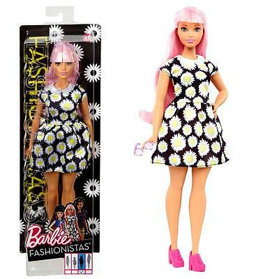 Barbie - Fashionistas 48 - Curvy - Doll in Daisy Dress