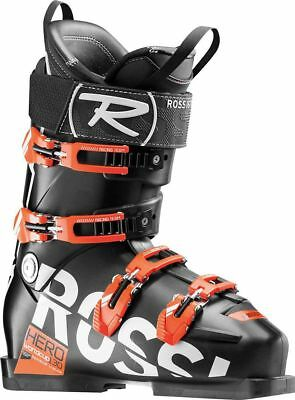 Rossignol Hero World Cup SI 130 black Skischuhe 2017
