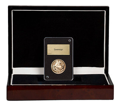 2017 Gibraltar 1/4 oz Proof Gold Quarter Sovereign Remastered Design SKU47347