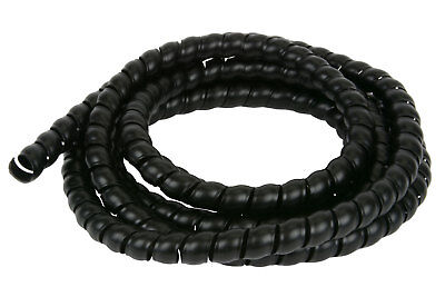5/8 Hydraulic Hose Spiral Wrap 10ft Wire Protector Cover Guard Cable Organizer