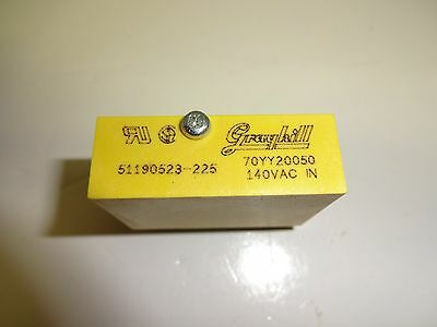 Grayhill 70Y-Y20050 140 Vac Solid State Relay 51190523-225