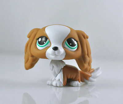 Pet Spaniel Dog Collection Child Girl Boy Figure Littlest Toy Loose LPS998