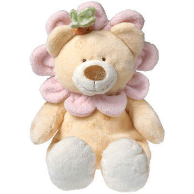 Baby TY - BABY PETALS the Flower Bear - MWMTs BabyTy Stuffed Toy