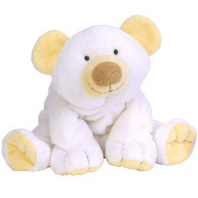 TY Pluffies - CLOUD the Bear (10 inch) - MWMTs Stuffed Animal Toy