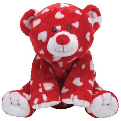 TY Pluffies - DREAMLY the Bear - MWMTs Stuffed Animal Toy