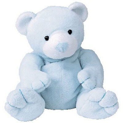 TY Pluffies - TINKER the Bear (9.5 inch) - MWMTs Stuffed Animal Toy