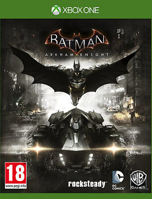 Batman: Arkham Knight (Xbox One)  NEW AND SEALED - IN STOCK - QUICK DISPATCH