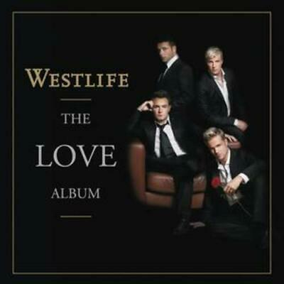 Westlife : The Love Album CD (2006)