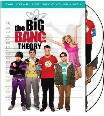 The Big Bang Theory: The Complete Second DVD