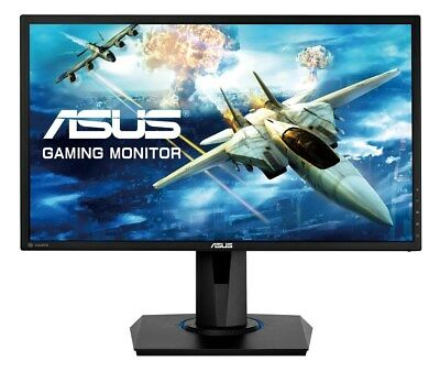 ASUS VG245Q 24 inch LED 1ms Gaming Monitor - Full HD 1080p, 1ms, Speakers, HDMI