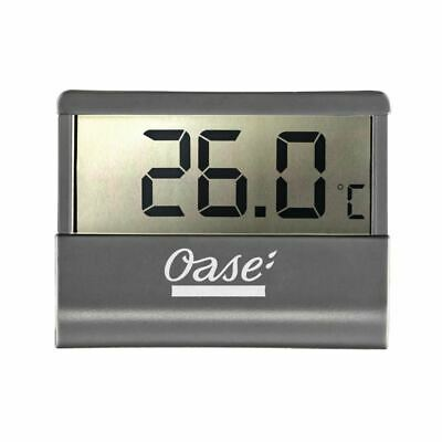 Oase Indoor Aquarium Digital Thermometer Temperature Gauge Lcd Display Fish Tank