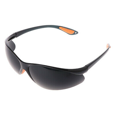 Welding Eye Protection Protective Safety Welding Work Goggles Glasses Black