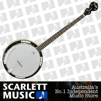 Tanglewood TWB18-M5 5 String Banjo TW B18 M5 w/5 Years Warranty *BRAND NEW*