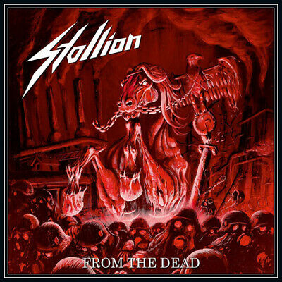 Stallion : From the Dead CD (2017) ***NEW***