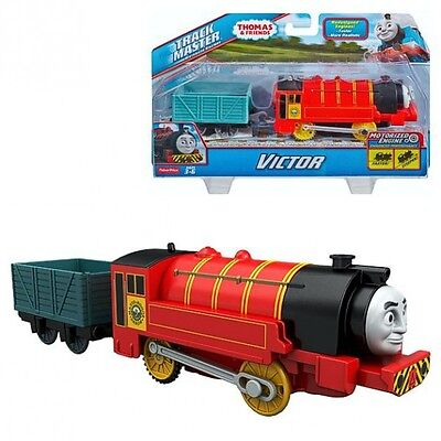 Thomas and Friends - Locomotive Victor - Trackmaster Revolution Mattel