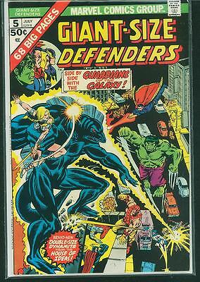 Giant-Size Defenders #4 and #5 (2 book lot)