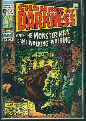 Chamber of Darkness #4 VG/FN