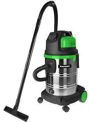 Wet Dry Vacuum Cleaner Water Filter 30L