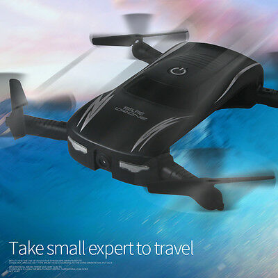Global Drone 6-axes X185 With 2MP WiFi FPV HD Camera GPS Brushless Quadcopter