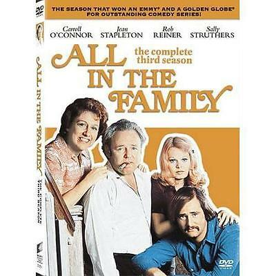 All in the Family: Complete Third Season DVD