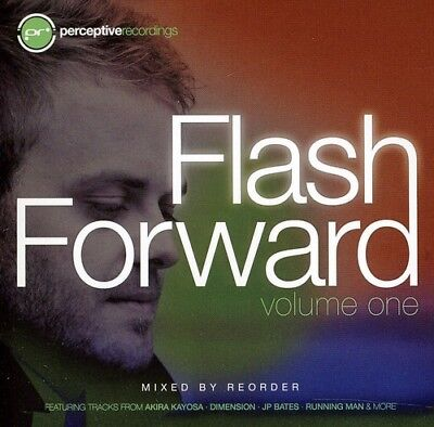 Reorder - Vol. 1-Flash Forward [New CD] UK - Import
