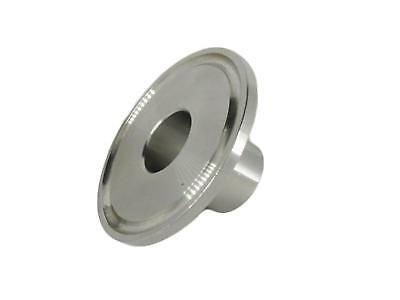 """Tri Clamp Stainless Steel SUS 304 Sanitary Weld On Ferrule Size 1/2""""- 4"""""""