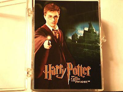 Harry Potter ORDER of the PHOENIX 1 - COMPLETE 90 Card SET - NEW