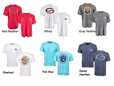 Strike King Short Sleeve Logo T-Shirt - Assorted Colors and Sizes