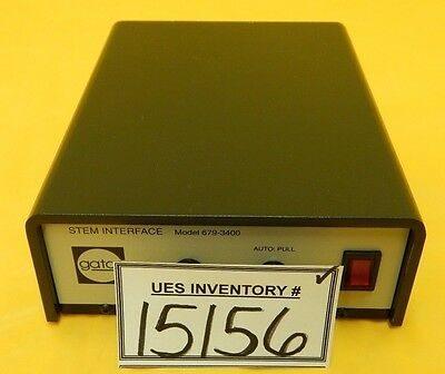 Gatan 679.3400 STEM Interface Controller 679.34CK JEM-2010F TEM Used Working