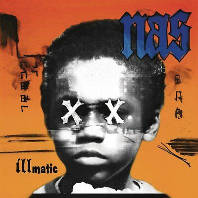 Nas Illmatic Xx Lp Vinyl 33Rpm New