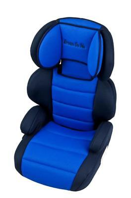 New Dream On Me Deluxe Booster Car Seat - Blue Model:BD4215DF