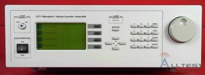 Newport 8008 High-Density Laser Diode Controller