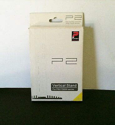 NEW METAL VERTICAL STAND FOR THE NEW SLIM PLAYSTATION 2 SYSTEMS 70000 series