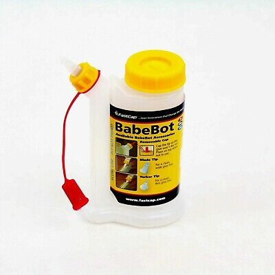 FastCap 98211 BabeBot 4-Ounce Wide Mouth Glue Bottle
