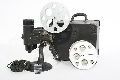 Bell & Howell Filmo Standard Cinamachinery 16mm Projector Vintage