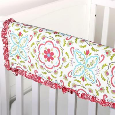 New The Peanut Shell Mila Crib Rail Guard Model:AFE7DECA