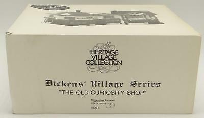 Department 56 Dept The Old Curiosity Shop Dickens Heritage Village Series 5905-6