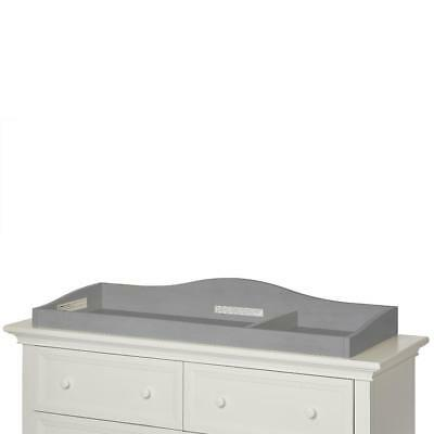 New Evolur Changing Table Topper - Dove Grey Model:12982A4A