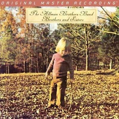NEU SACD The Allman Brothers Band - Brothers And Sisters (Limited Nu #G56896557