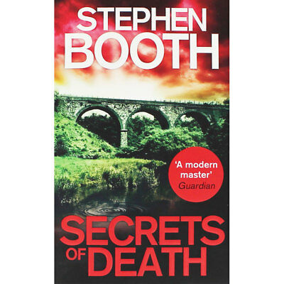 Secrets Of Death by Stephen Booth, Fiction Books, Brand New